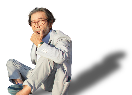 篠田守男 オフィシャルサイトイメージ